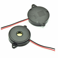 12V 90dB Passive Piezo Buzzer For Home Application